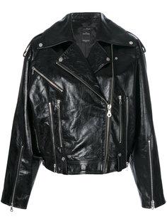 свободная байкерская куртка  Rokh