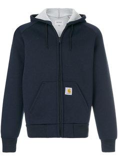 куртка на молнии с капюшоном Carhartt