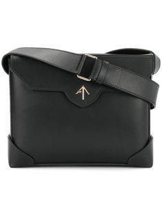 прямоугольная сумка на плечо Manu Atelier