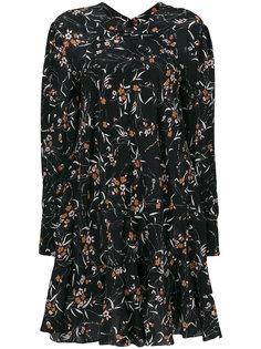 платье с цветочным принтом Sandra Isabel Marant