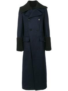 пальто Caban Walker Diesel Black Gold