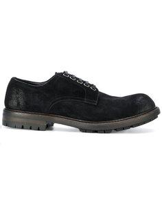 туфли на шнуровке Dolce & Gabbana