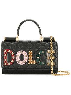 мини сумка Von Dolce & Gabbana