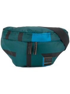 поясная сумка с полосатым принтом Marni