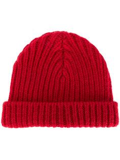 шапка в рубчик Marni
