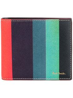 бумажник с принтом Artist Stripe Paul Smith