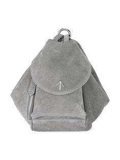 замшевый мини-рюкзак Manu Atelier