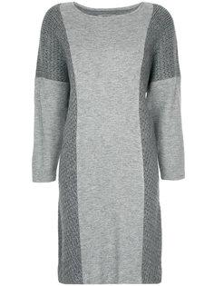 платье с контрастными панелями Han Ahn Soon
