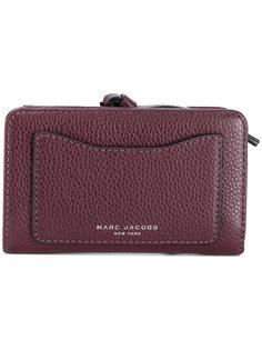 кошелек с тисненым логотипом Marc Jacobs