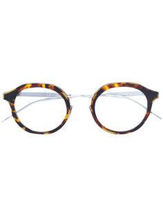 очки с круглой оправой Dior Eyewear