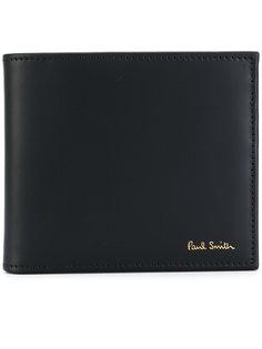 бумажник с полосатой панелью Paul Smith