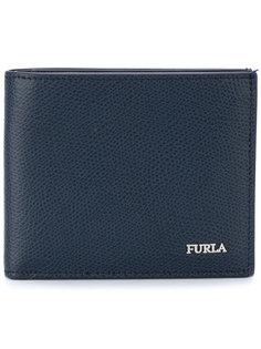 бумажник с логотипом Furla