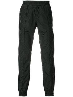 спортивные брюки с лампасами Versace