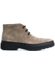 туфли со шнуровкой Tods Tod'S