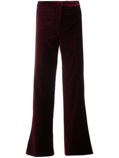 укороченные брюки с высокой талией Stella McCartney