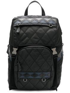 Кожаные рюкзаки Prada