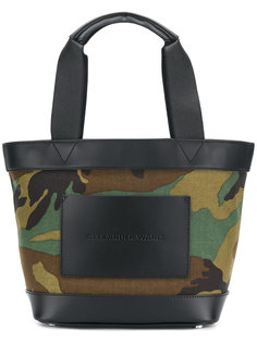 сумка-тоут с камуфляжным узором Alexander Wang