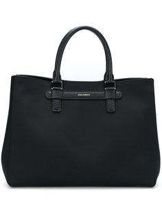 сумка-тоут с логотипом Dolce & Gabbana