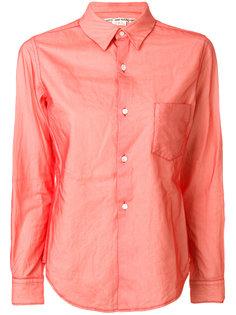 рубашка с нагрудным карманом  Comme Des Garçons
