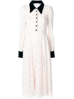 платье со звездной отделкой  Philosophy Di Lorenzo Serafini