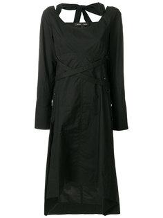 платье с лямками Proenza Schouler
