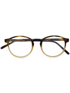 очки с эффектом черепашьего панциря Retrosuperfuture