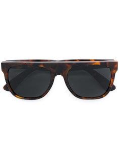 солнцезащитные очки с эффектом черепашьего панциря Retrosuperfuture
