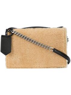 сумка из овчины с откидным верхом Calvin Klein 205W39nyc