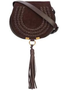 мини сумка Marcie с кисточками Chloé