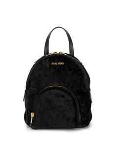 мини-рюкзак Miu Miu