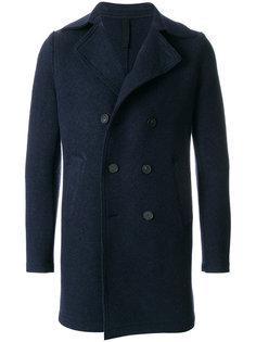 приталенное пальто с длинными рукавами Harris Wharf London