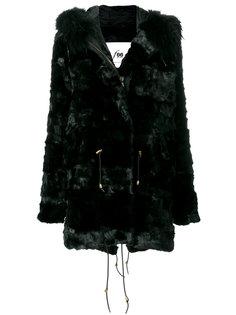 шуба из норкового меха Furs66