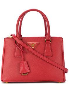 мини-сумка-тоут Galleria Prada