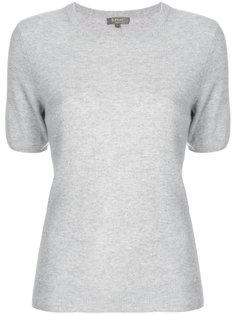 футболка с круглым вырезом  N.Peal