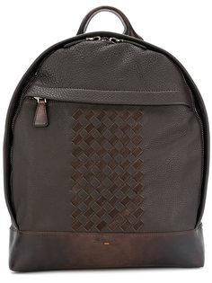 фактурный рюкзак Santoni