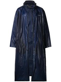 дождевик с принтом Balenciaga