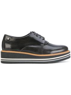 туфли на флатформе Tommy Hilfiger