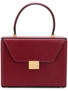 сумка-тоут с откидным клапаном Victoria Beckham