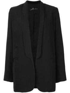"пиджак-смокинг с воротником ""шалька"" Zambesi"