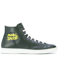 хайтопы с логотипом Marc Jacobs