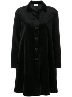 классическое бархатное пальто  Sara Battaglia