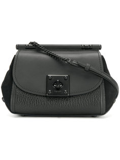 сумка на плечо с вращающейся застежкой Coach