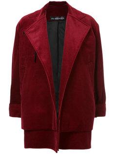 двубортный пиджак мешковатого кроя Nino Babukhadia