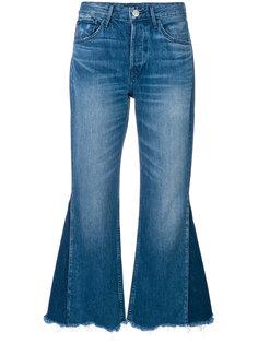 укороченные джинсы клеш W4 Higher Ground 3X1