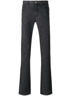 джинсы стандартного кроя Brioni