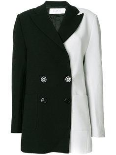 двубортное пальто  Marquesalmeida Marquesalmeida