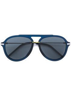 """солнцезащитные очки """"авиаторы"""" Fendi Eyewear"""