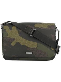 сумка на плечо с камуфляжным принтом Michael Michael Kors