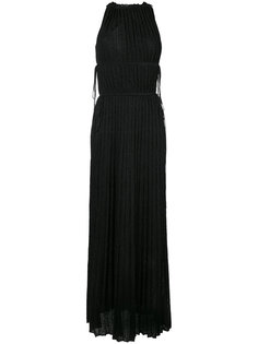плиссированное платье макси M Missoni