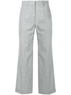 укороченные брюки средней посадки Cityshop